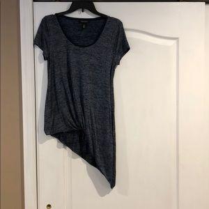 Tops - White House Black Market blue shirt